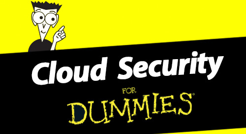 Cloud Security for Dummies - the Official eBook!