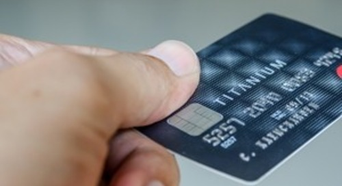 4 Reasons to Accept Credit Cards