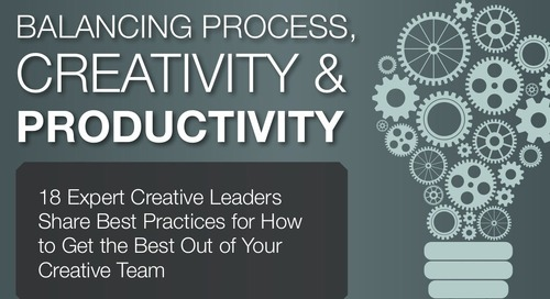 18 Experts on Balancing Process, Creativity, & Productivity