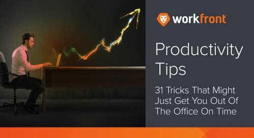 31 Productivity Tips