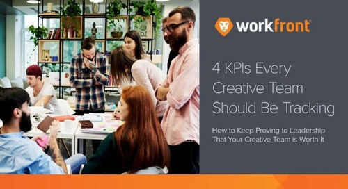 4 KPIs Every Creative Team Should Be Tracking
