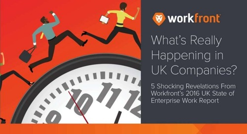 5 Shocking Revelations From the UK Workplace