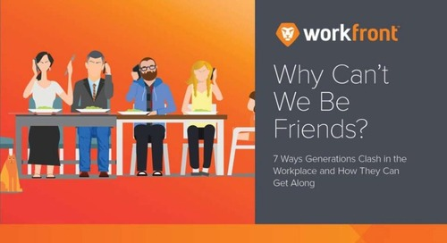 7 Ways Generations Clash in the Workplace