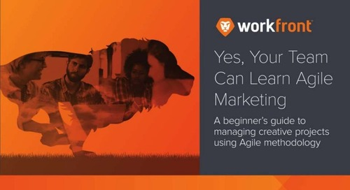 Agile Marketing: A Beginner's Guide