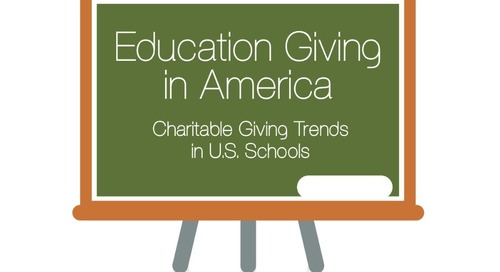 Hacking Education - The 2013 Giving Index