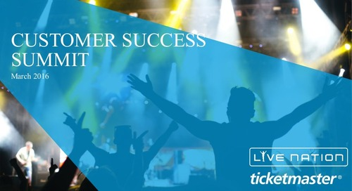 How Self-service Transformed TicketMaster's Customer Success Potential