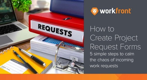 How to Create Project Request Forms