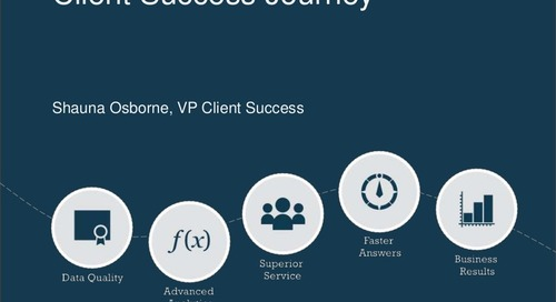 Client Success Journey presented by Innography at Totango Tour