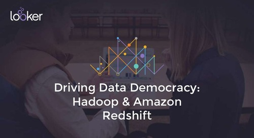 Data Democracy: Hadoop + Redshift