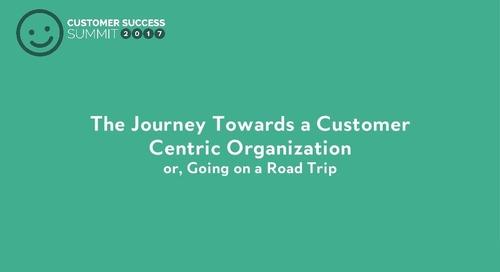 Lessons Learned Transforming Eloqua into a Customer-Centric Organization