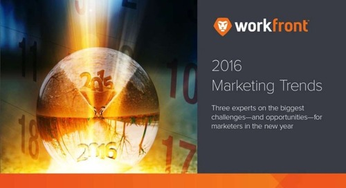 Marketing Predictions 2016: Q&A With Ted Rubin, Robert Rose and More