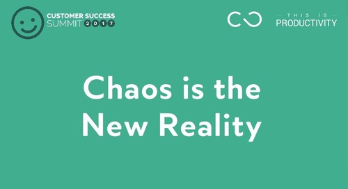 The Future of Work is Chaos