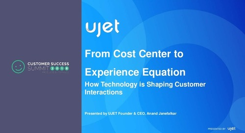 From Cost Center to Experience Equation: How Technology is Shaping Modern Customer Interactions