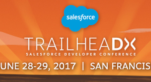 Calling All Trailblazers: TrailheaDX Early Bird Tickets Are Here!