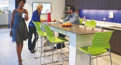 Six Tips for Keeping Your Breakroom Well Stocked