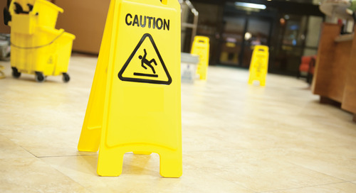 Is Your Floor Care Plan Efficient?