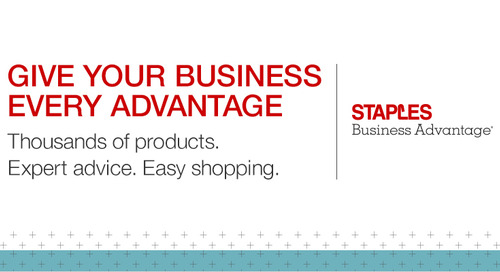 Today, We Are Staples Business Advantage