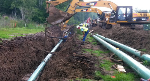 The Art of Pipeline and Facility Survey and Placement