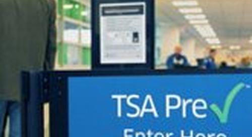 TSA Precheck Enrollees Pass 5 Million