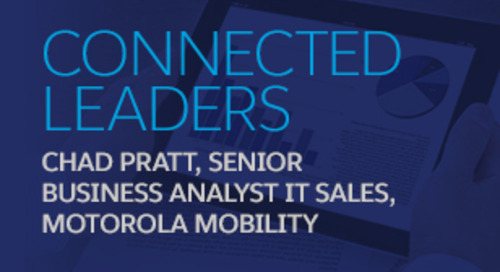How Motorola Mobility Increased Visibility into Profit Margins with Salesforce and Apttus