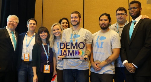 The 3-Minute Pitch that Won Over Dreamforce Audiences — Twice