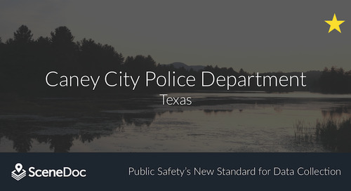 Caney City Goes Mobile with SceneDoc Collect & eCitations