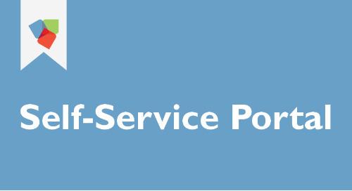 Your Self-Service Portal