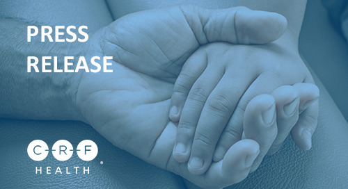 CRF Health's TrialMax Touch® Selected by Leading Specialty Pharmaceutical Company for Pediatric Rare Disease Phase II Study