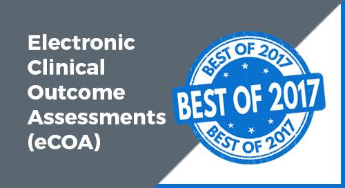 Best eCOA Resources of 2017