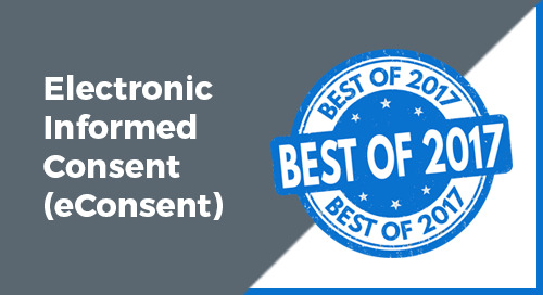 Best eConsent Resources of 2017