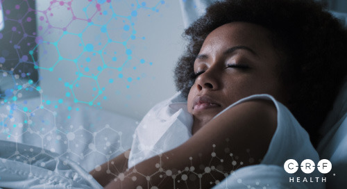 CRF Health's eCOA Solution Selected for Large-Scale Insomnia Study by Innovative European Pharmaceutical Company
