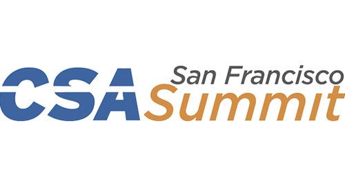 CSA Summit at RSA, April 16, 2018 - San Francisco, CA