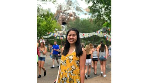 2017 WFiT Scholarship Recipient: Madeline Loui