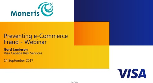 Preventing Ecommerce Fraud [Webinar]