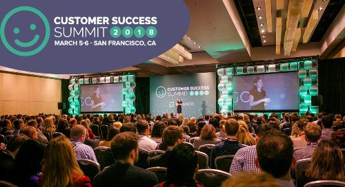 March 5-6 Customer Success Summit 2018