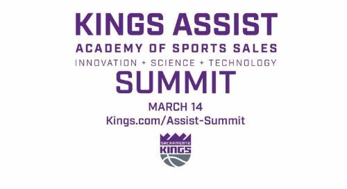 March 13-14, 2018: Kings Assist Summit
