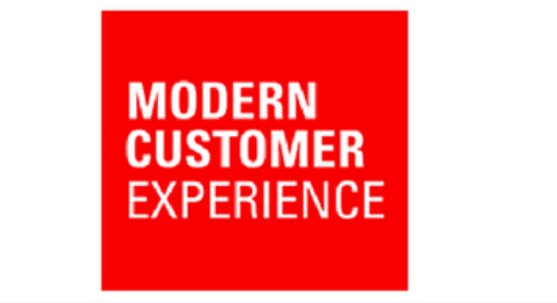 April 10-12, 2018: Oracle Modern Customer Experience