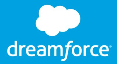 September 25-28, 2018: Dreamforce