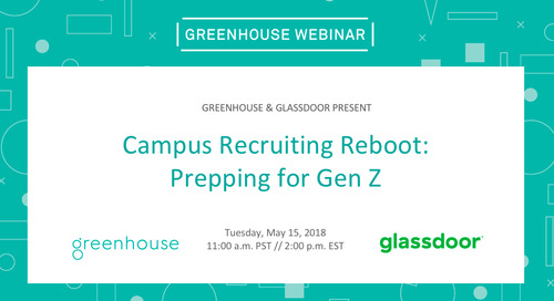 Campus Recruiting Reboot: Prepping for Gen Z
