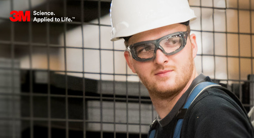 How Scotchgard™ Anti-Fog Coating can improve worker health and safety