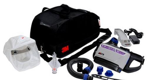 3M™ Versaflo™ Headcover Powererd Air Purifying Respirator Kit, TR-600-HKL