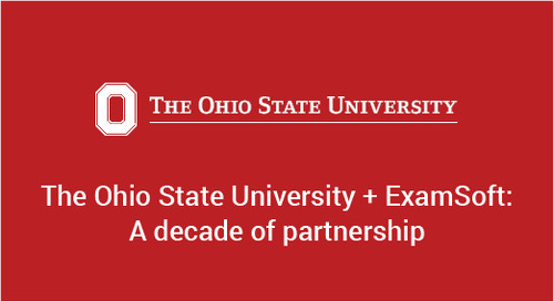 OSU and ExamSoft: A History in Groundbreaking Assessment