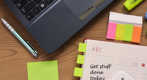 5 Habits to Make You More Effective at Work