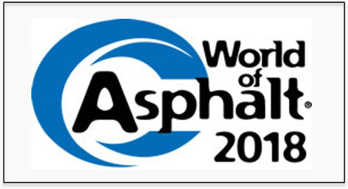 B2W to Highlight ONE Platform and New Scheduling and Dispatching Solution at World of Asphalt