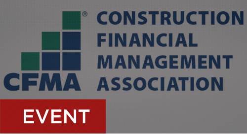 CFMA Annual Conference June 23-27