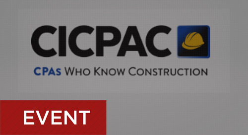 CICPAC Annual Conference July 18-20, 2018