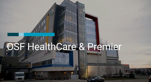OSF HealthCare and Premier: Success through Collaboration