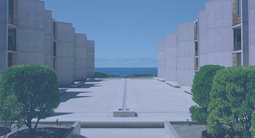 Smart Science Gives the Salk Institute More Lighting Control
