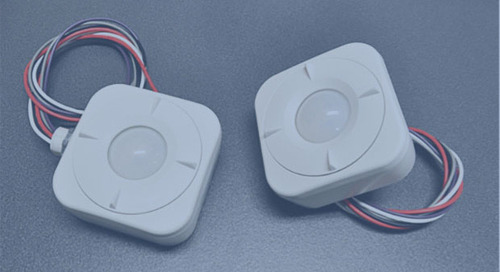 Introducing the Daintree WHS100 Wireless Sensor for Industrial and Outdoor Lighting