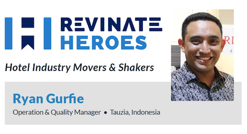 Revinate Heroes: Ryan Gurfie, Operation & Quality Manager